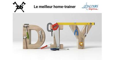 26in x concours Lépine hometrainer DIY