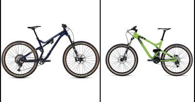 2013-2020 METAmorphose des bikes d'enduro en 7 ans.