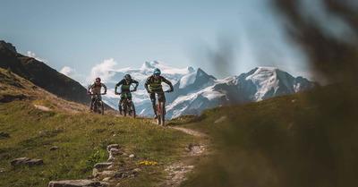 Le VTT électrique : le ski de l'été?