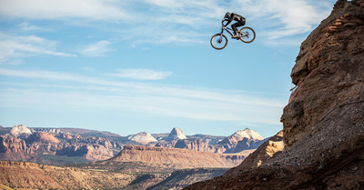 Red Bull Rampage 2020 annulée