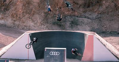 Audi Nines 2020 - Le niveau supérieur