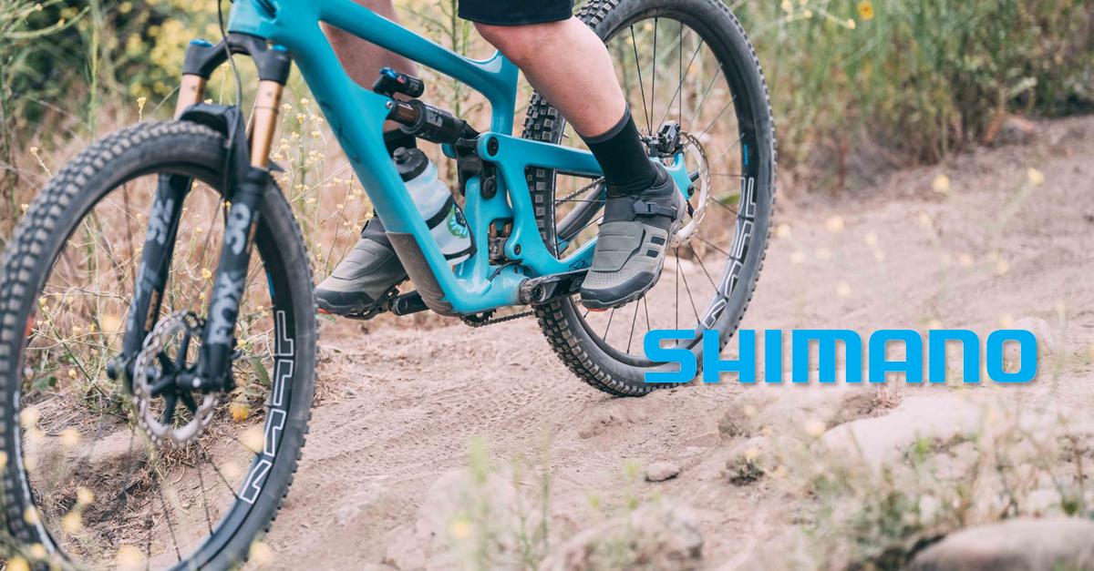Shimano - Chaussures SH-ME702 - Pédales PD-ME700