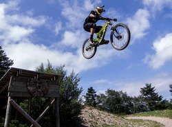 Saint-Lary Mountain Bike Park
