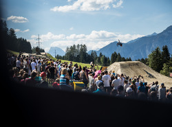 Crowd, Slopestyle, Innsbruck