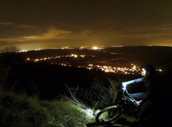Enduro by Night