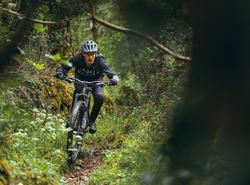 Ride faster than rain