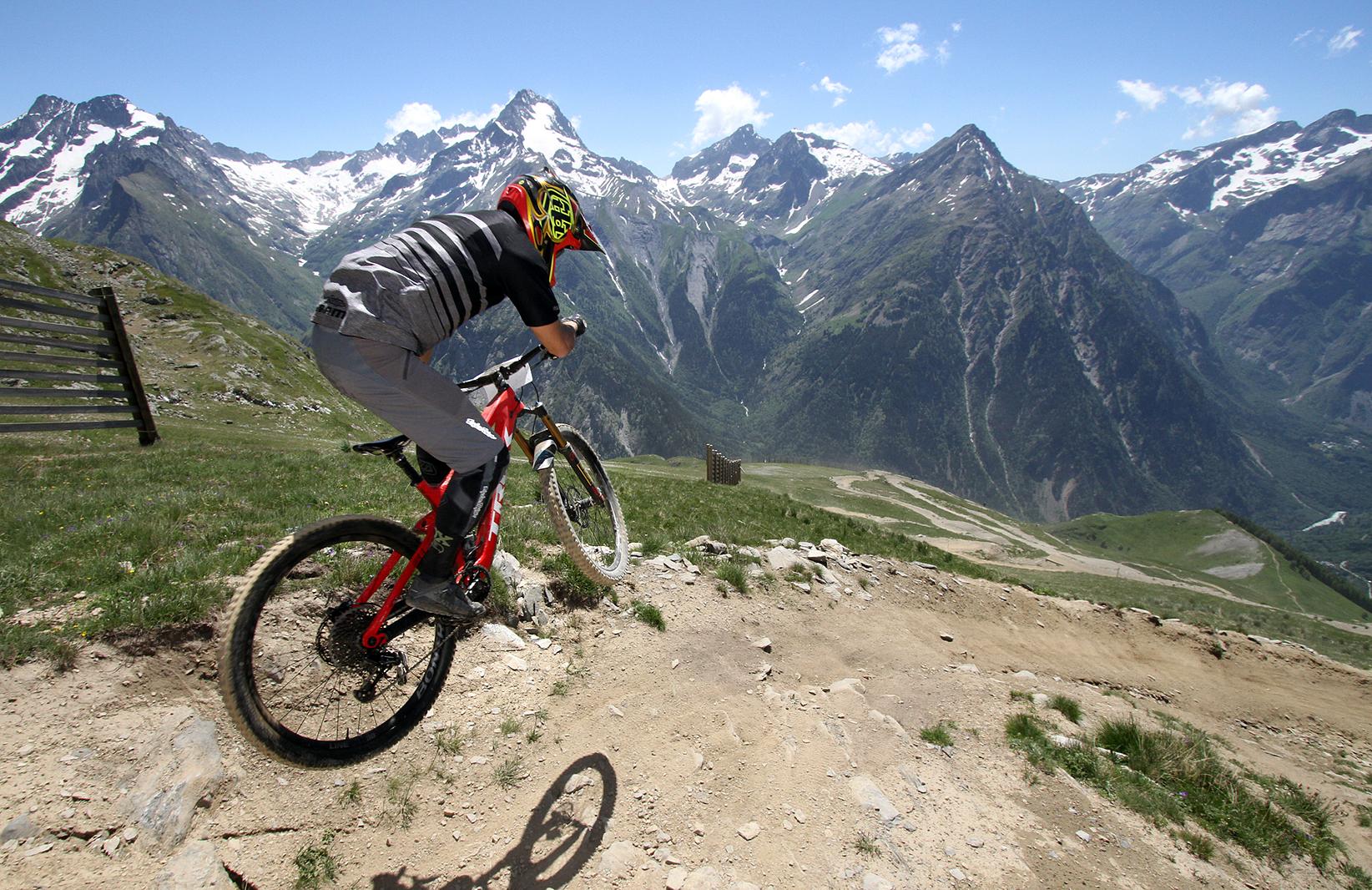 Enduro des 2 Alpes   Bruno Longo (5)