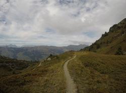 Beaufortain trail !!
