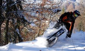 Esigrips dans la neige