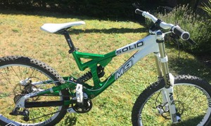 Solid Bikes Mission 9 Comp