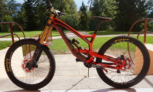 YT Industries tues DH