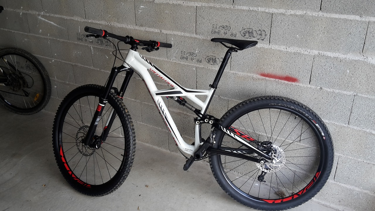 Test Specialized Enduro Comp 29