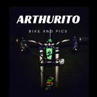 Arthurito bike and pics